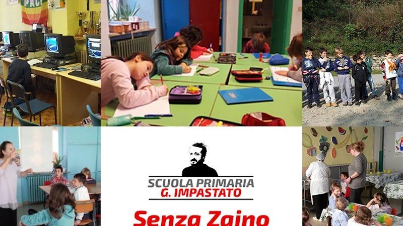 37edce44df Senza zaino per una scuola comunità - in crowdfunding su Eppela