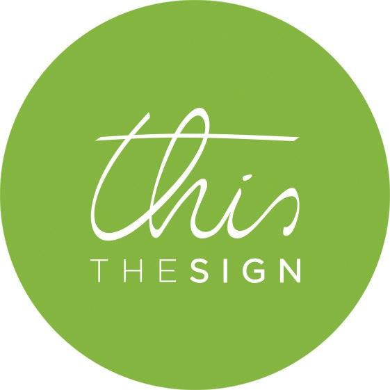 1444902372901816 logo circolare thisthesign green