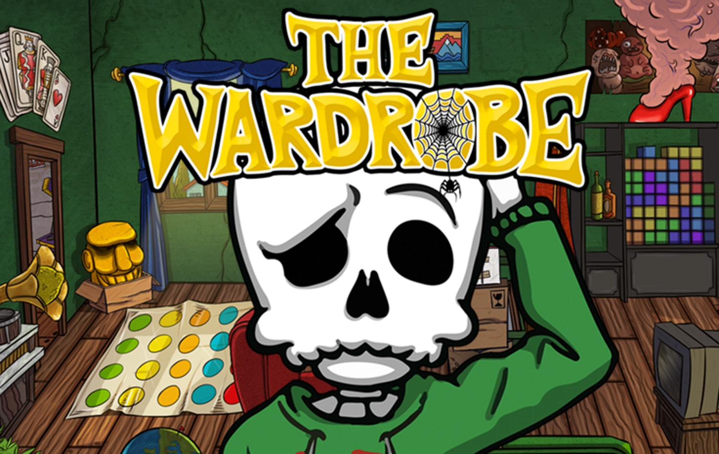 The Wardrobe adventure game announced for MAC/PC/Linux Image