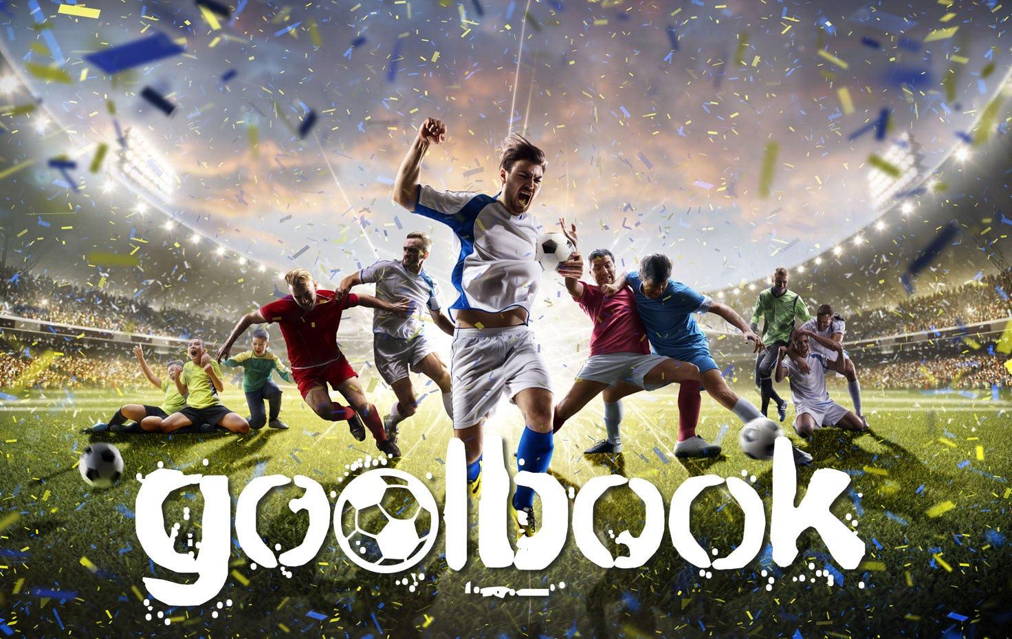 Goolbook - Entra nella community di chi gioca a calcio - in crowdfunding su Eppela