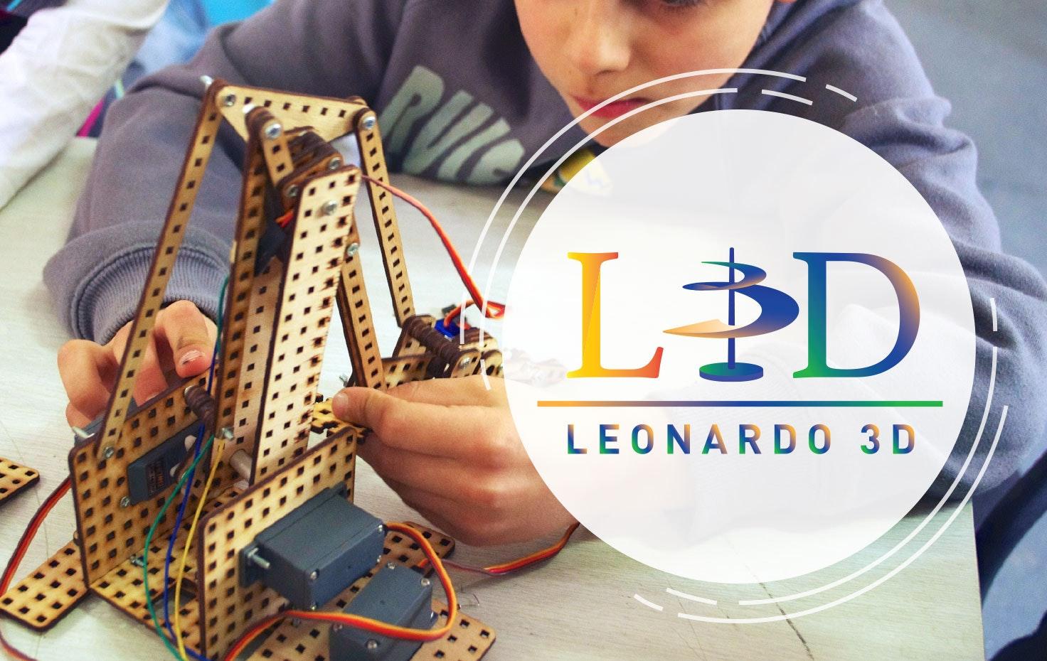 Leonardo 3D | L3D