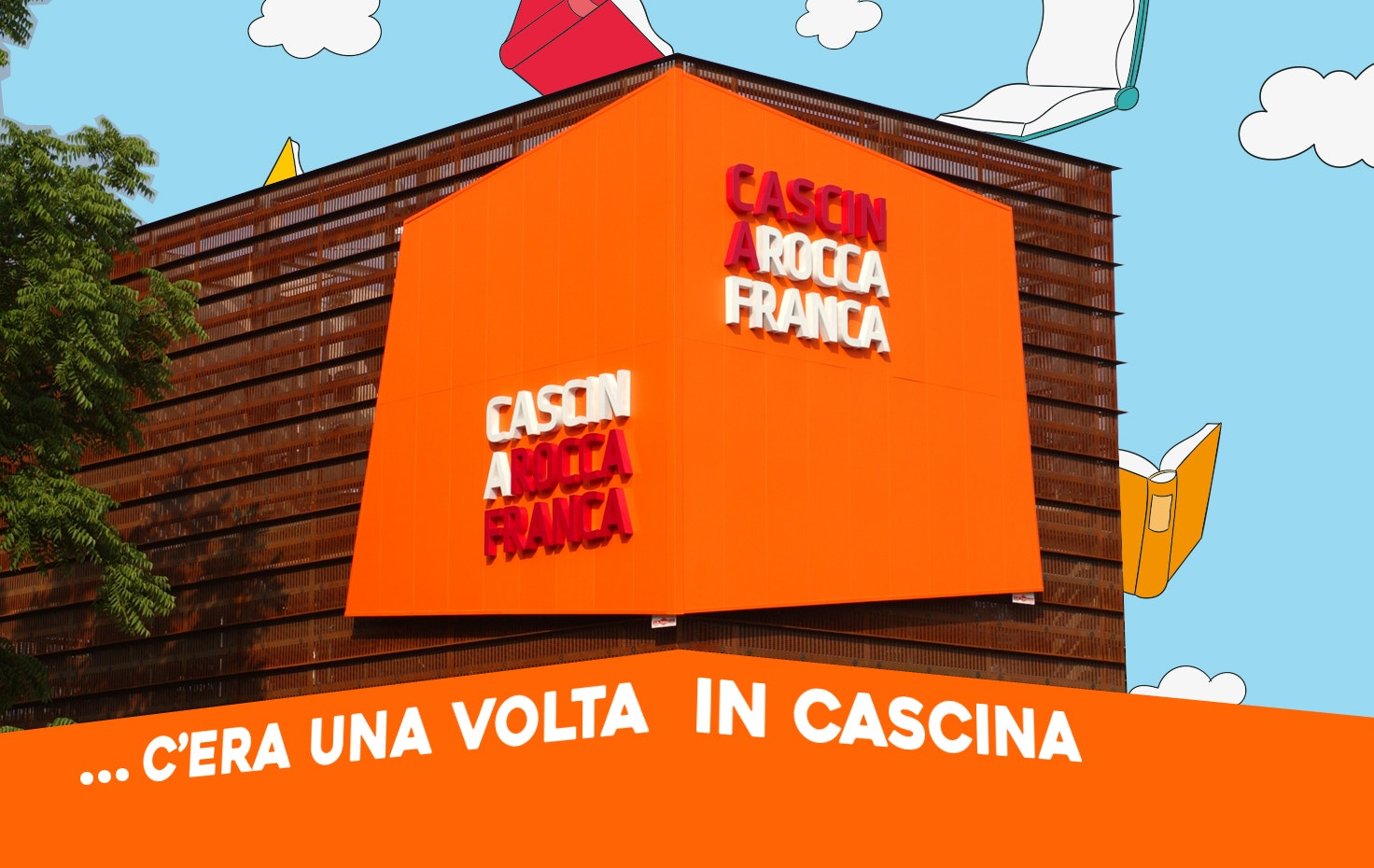 C'era una volta in cascina