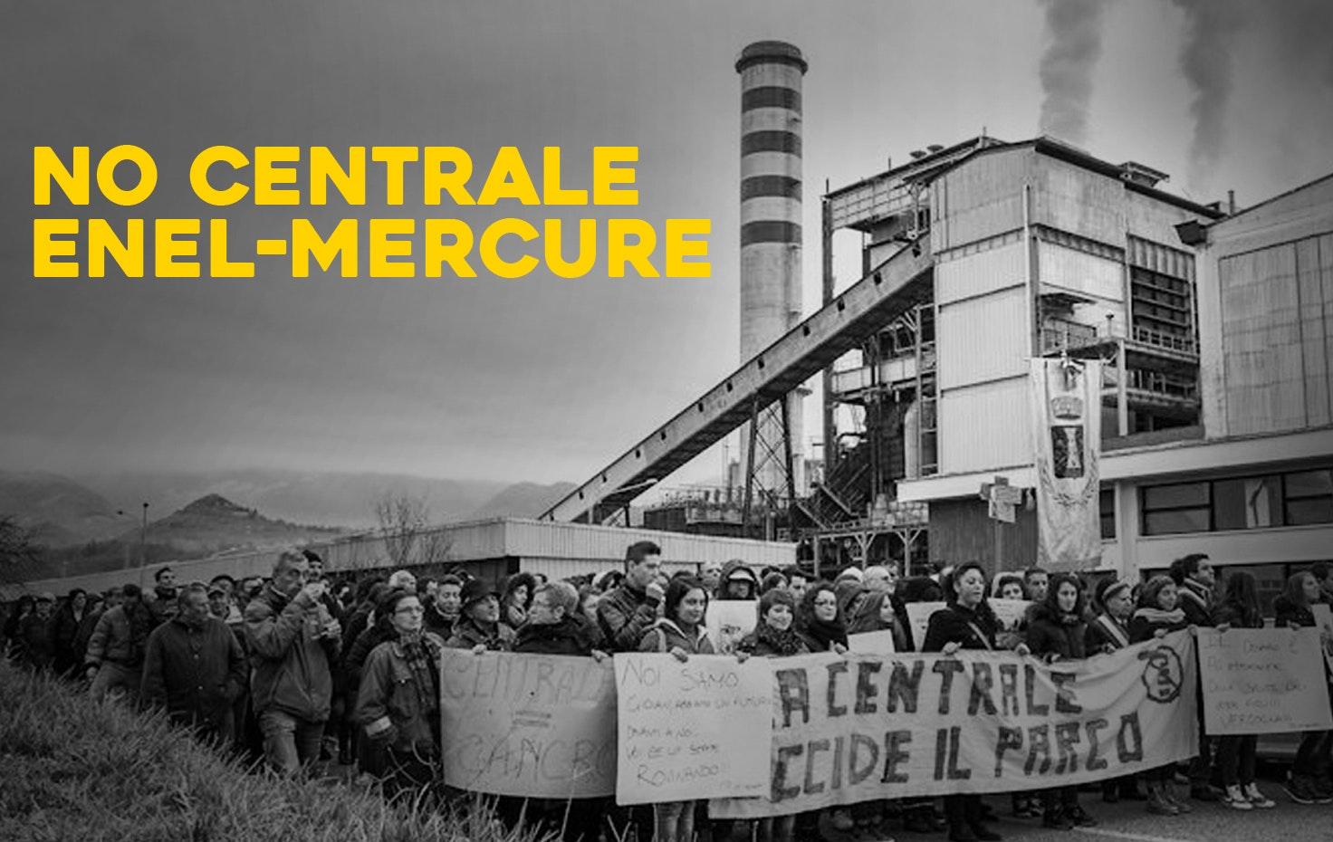 NO CENTRALE ENEL-MERCURE