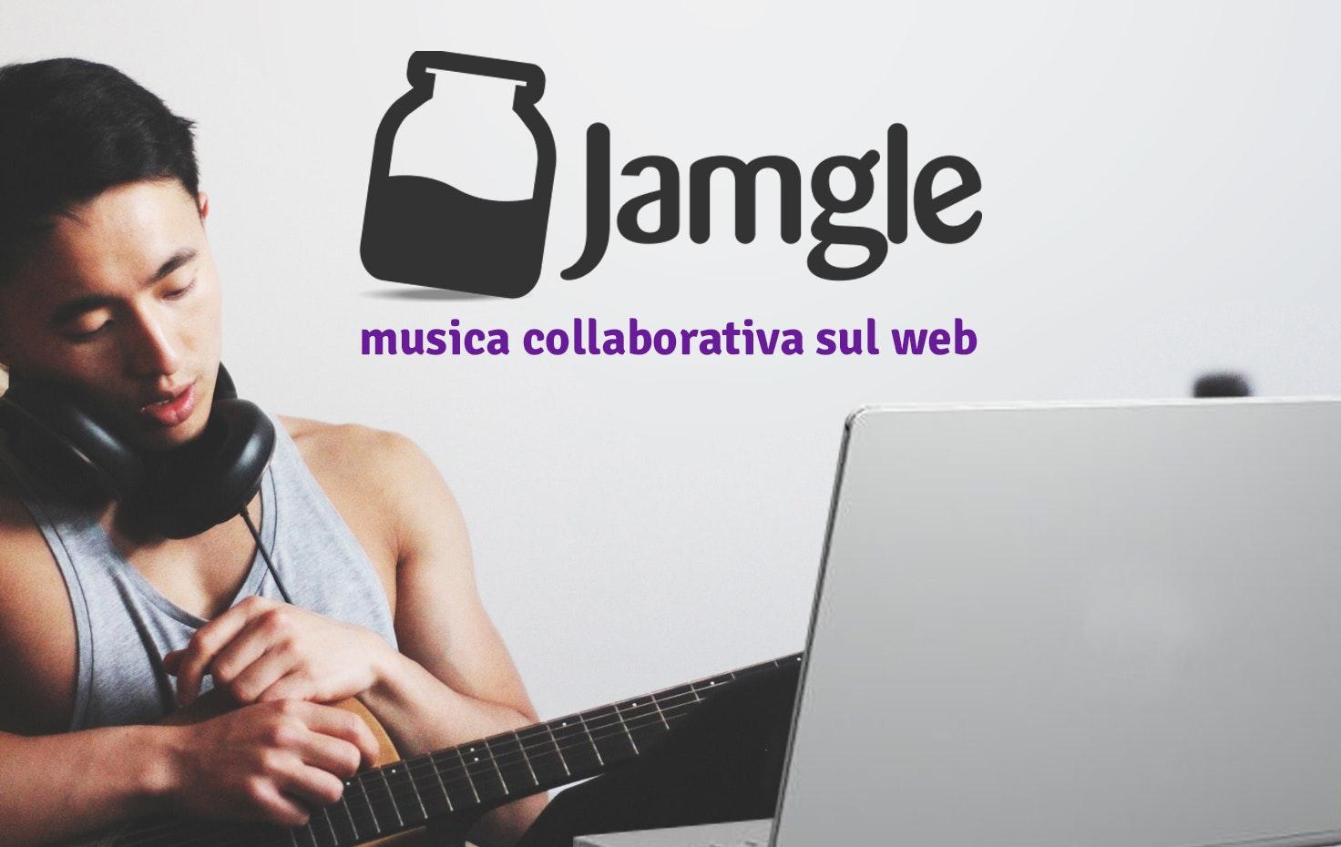 Jamgle: musica collaborativa sul web