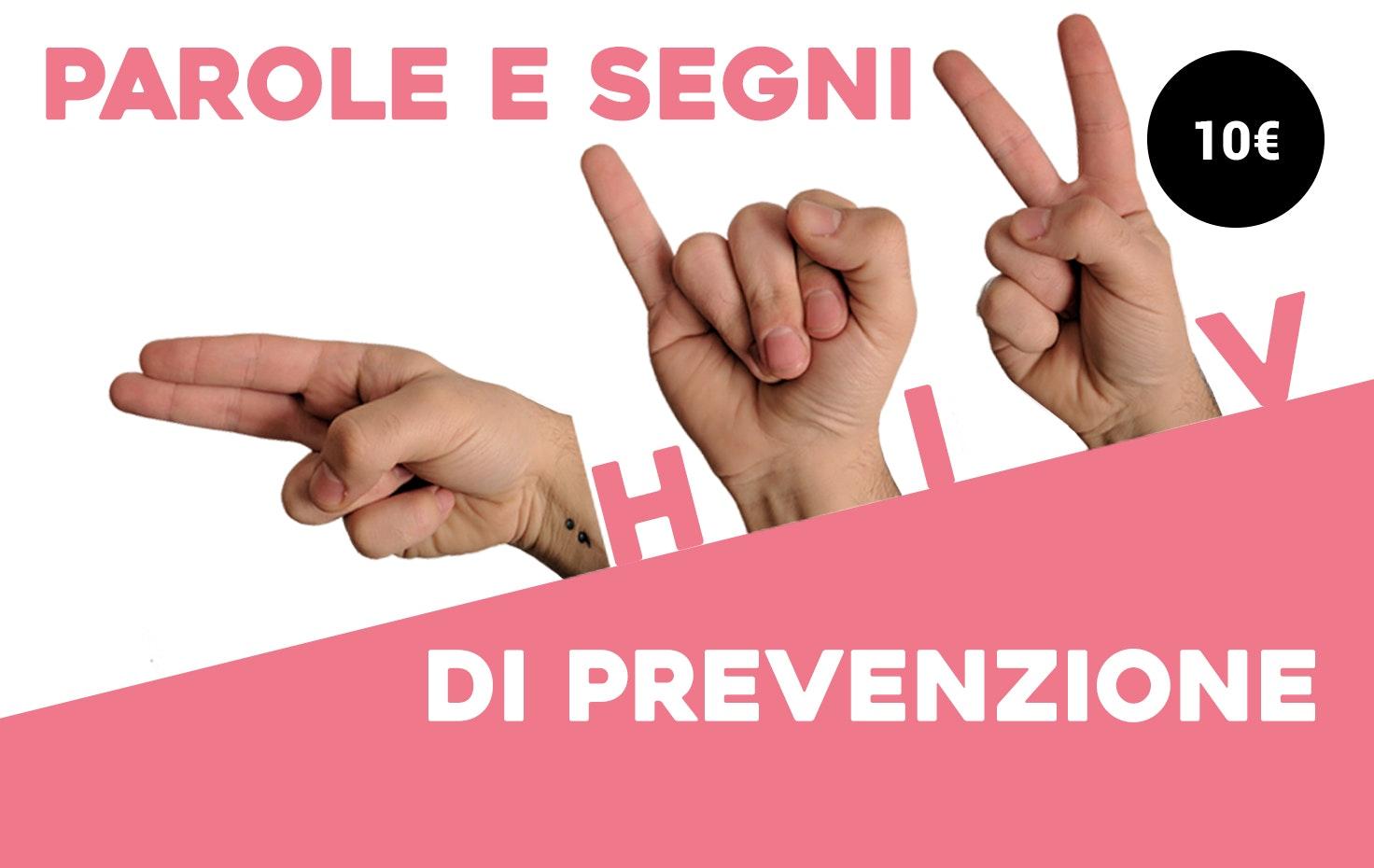 Parole e Segni di Prevenzione