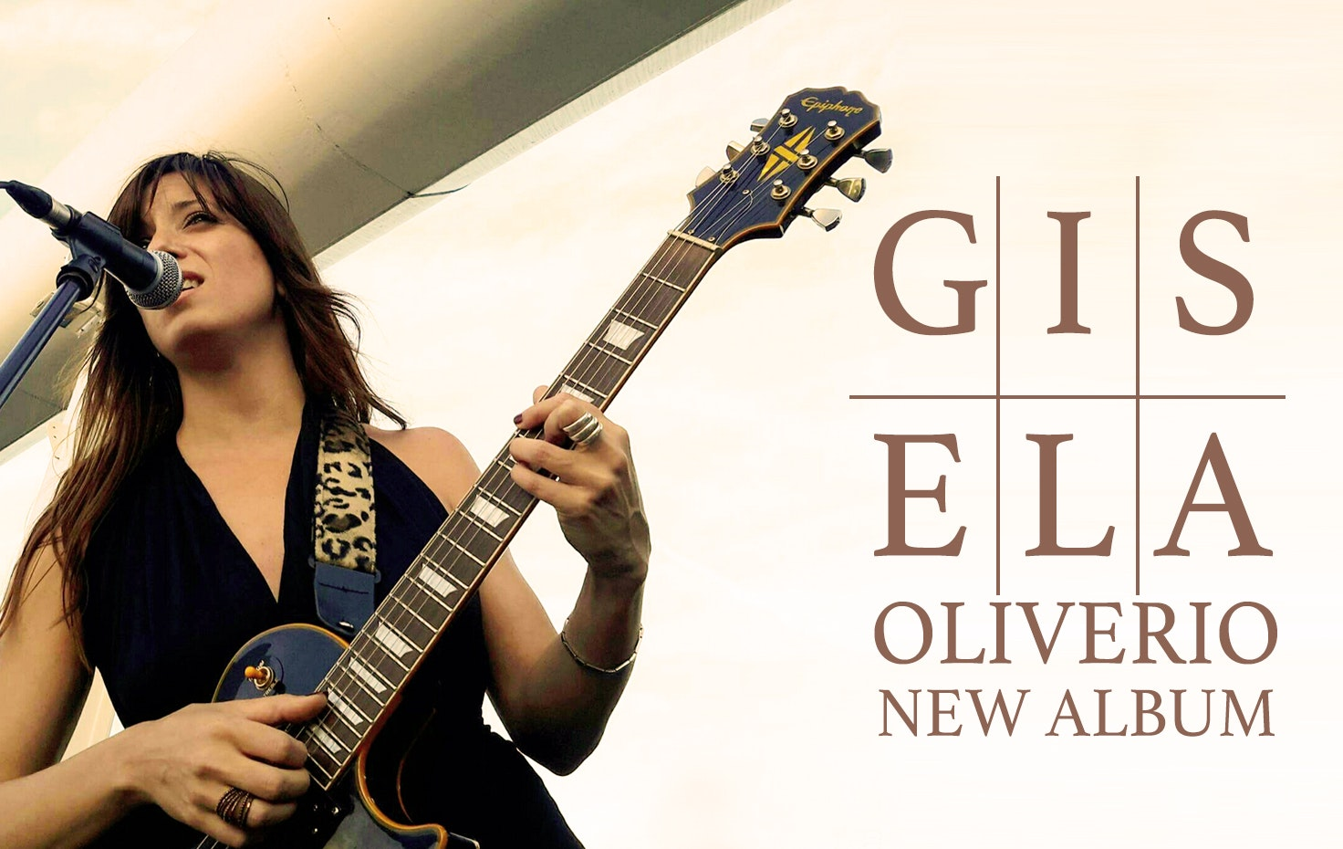 Gisela Oliverio New Album