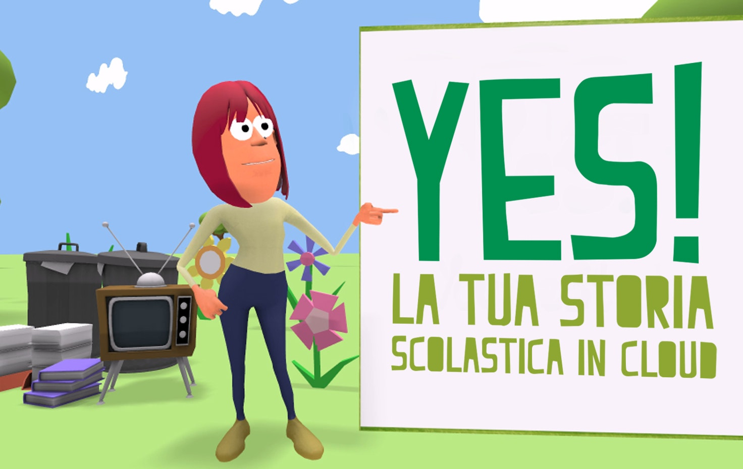 YeS! - La tua storia scolastica in Cloud
