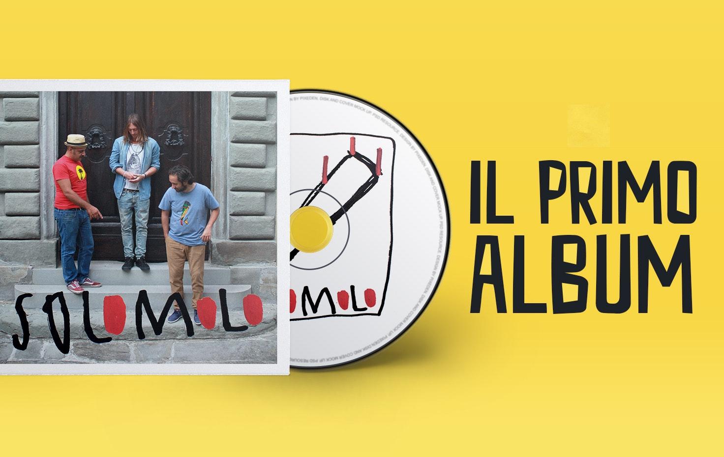 SoloMolo, il primo album
