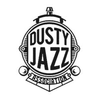 1495752679697154 lindy on the road dusty jazz logo