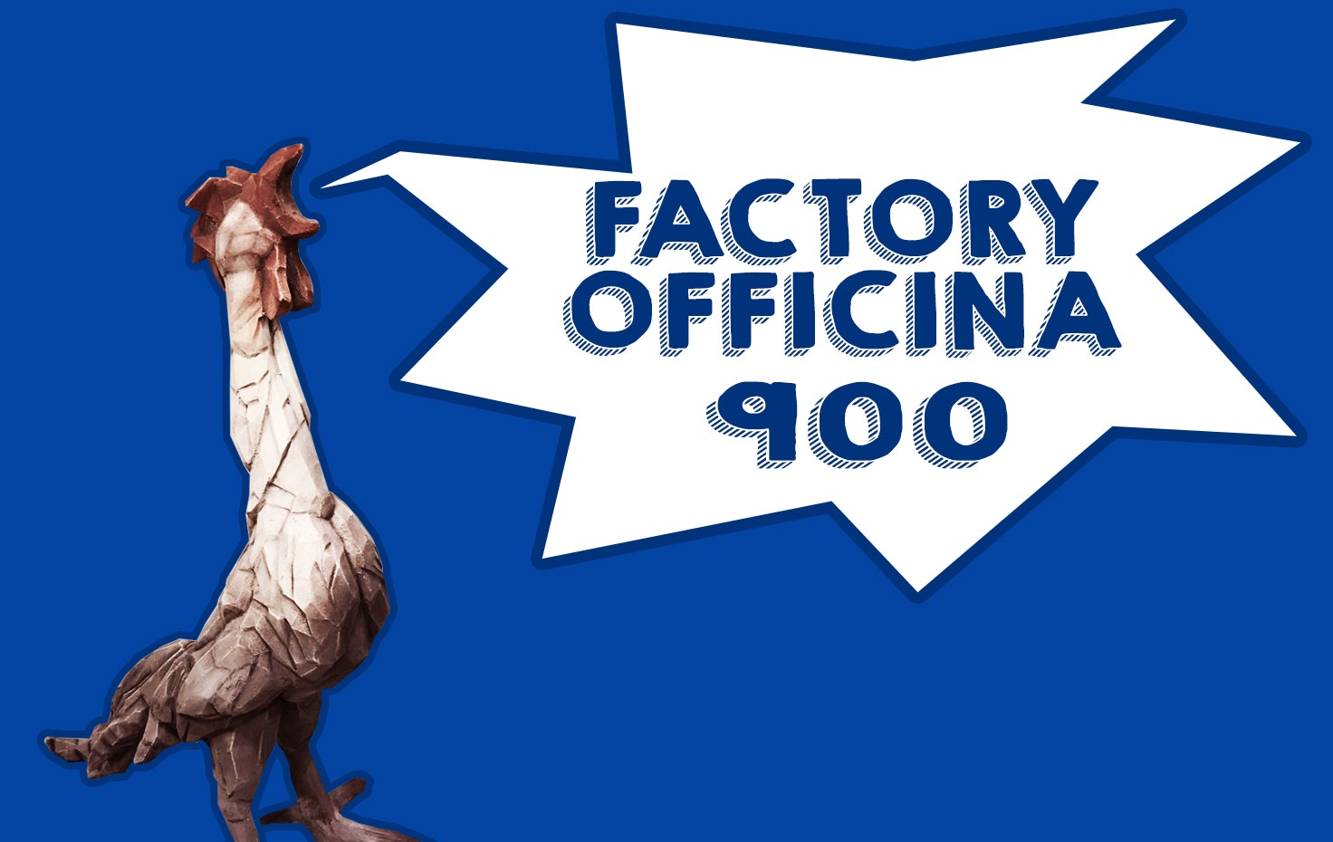 Factory Officina 900