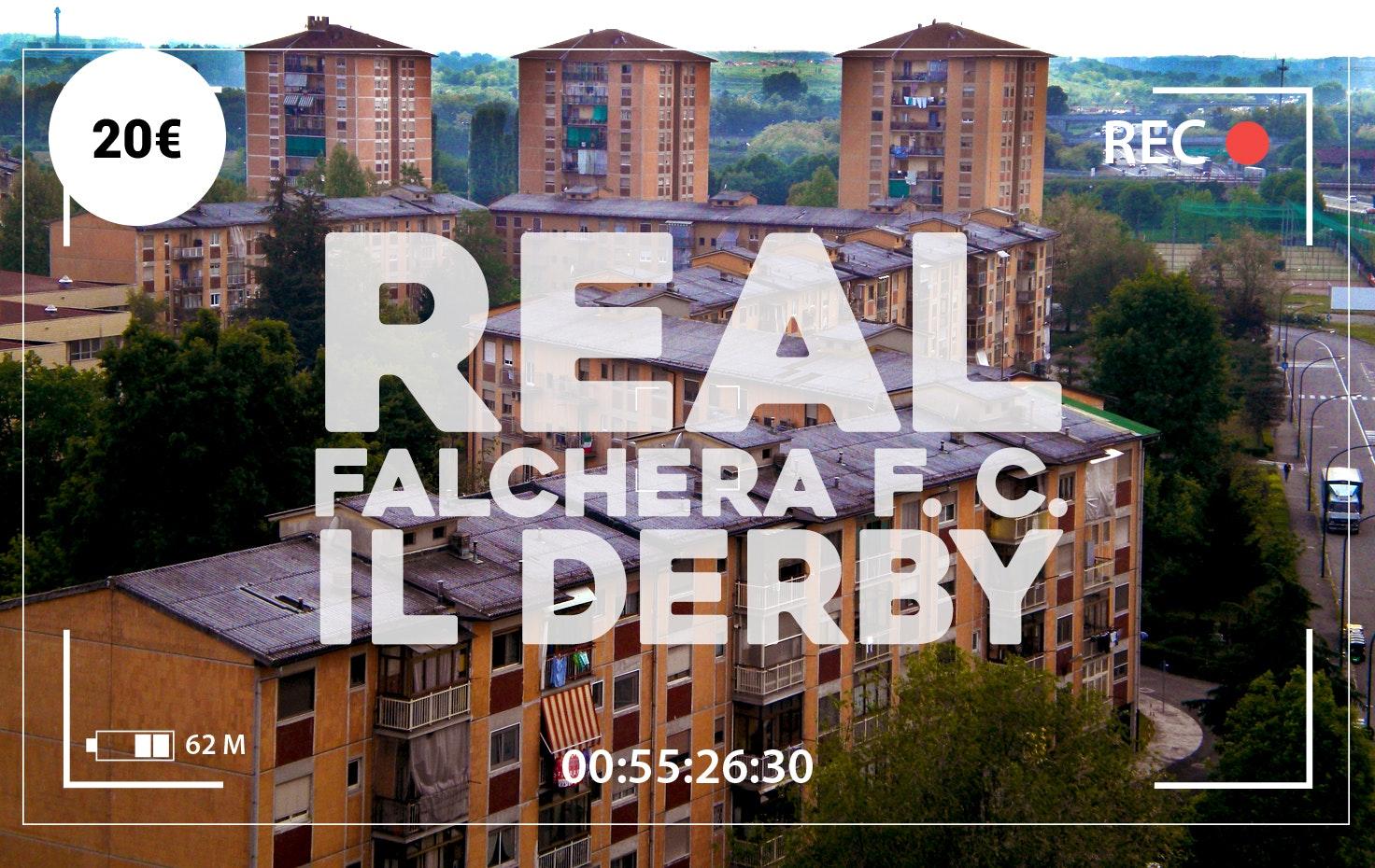 Real Falchera F. C. - Il Derby