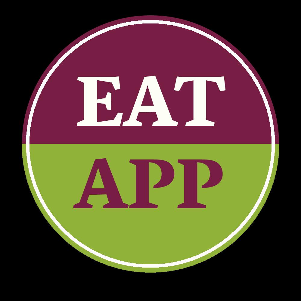 1544778809316327 eat app logo finale cerchio