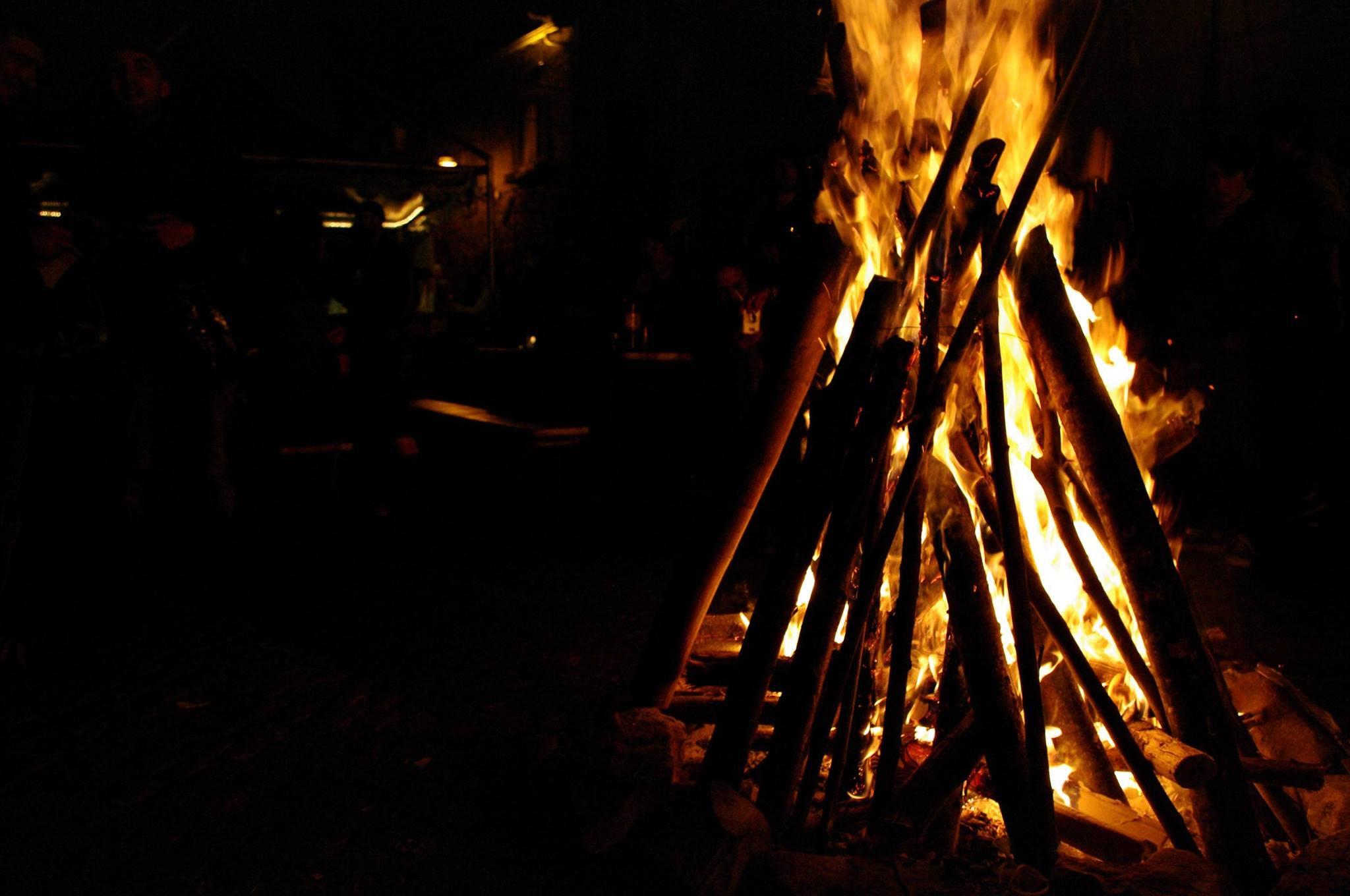 1552554659174973 il tradizionale fuoco di san marco