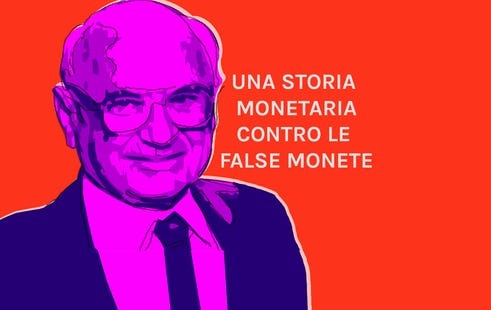 Una storia monetaria contro le false monete