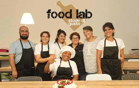 FOOD LAB: Storie di Gusto