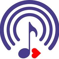 1584998265996830 stream aid logo viola cuore rosso icona