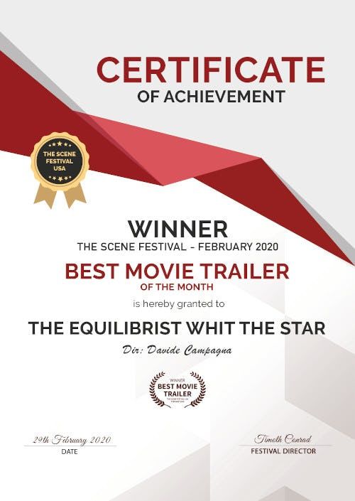 1597015767180734 best movie trailer certificate winner