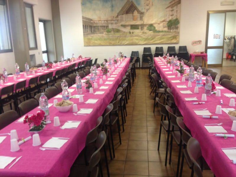 1623143250067063 pranzo per la festa dei poveri voluta da papa francesco in attesa ospiti